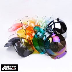 CY SCOCY SHFX3SNB01 Bubble Helmet Visor