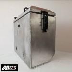 Koboldbike Desert 40 Cut Base Side Panniers - White/Camo