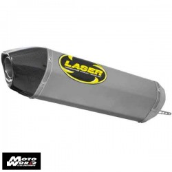 Laser 73.7005.U HotCam2 DS Slip-On Muffler BMW K1300S/ R 09