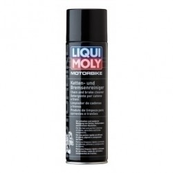 Liqui Moly Motorbike Chain and Brake Cleaner -  500ML