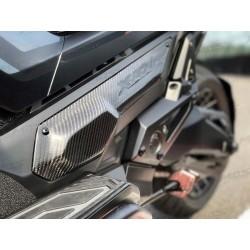 MOS HXADVHY005C01 Footrest Side Trim Cover for Honda X-ADV