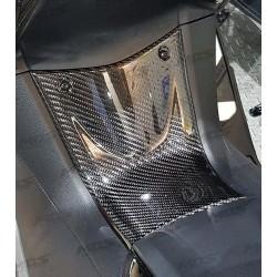 MOS YBC3HY023C01 Carbon Fiber Throttle Valve Cover for Yamaha T-Max 530 17