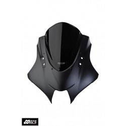 "MRA Racing Windscreen ""R"" GSXR1000/R 17 Black"