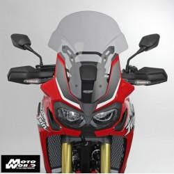"MRA Touring Windscreen ""TM"" CRF1000L AFRICA TWIN 16 Smoke"