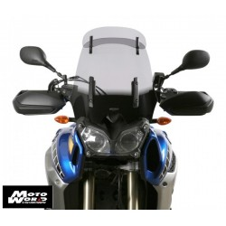 "MRA Variotouring Windscreen ""VT"" XT1200Z Super Tenere 10-13 Smoke Grey"