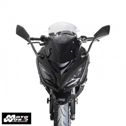 MRA Racing Windscreen R Z1000SX 17 Smoke Grey