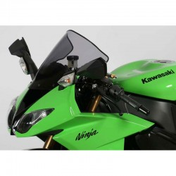 MRA R0 ZX10R/Z750S 04-05 MRA Racing Windscreen ZX10R/Z750S 04-05 Clear