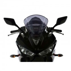 MRA Racing Windscreen R YZFR25/R3A Smoke Grey