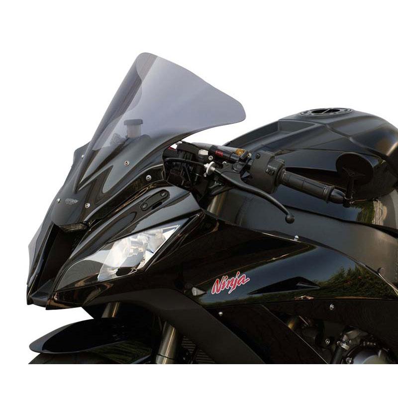 MRA R1 ZX636/ZX6R/ZX10R 05-06 MRA Racing Windscreen ZX636/6R 05/10R 06 Smoke