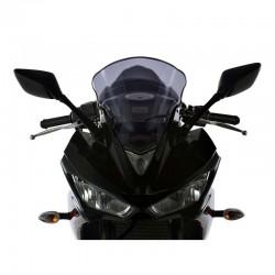 MRA Racing Windscreen YZFR25/R3A Black