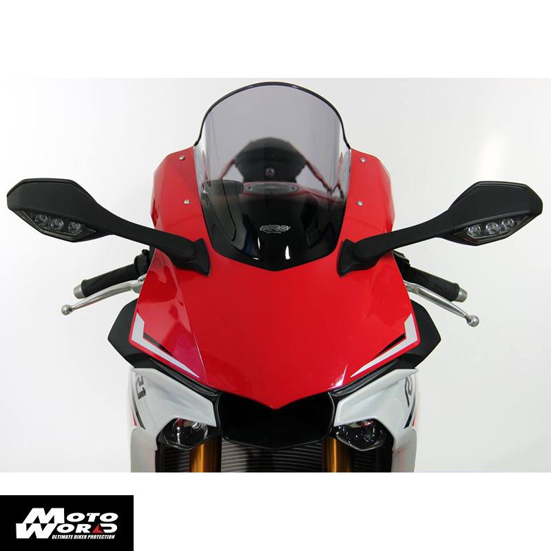 "MRA R1 YZFR1 04-06 MRA Racing Windscreen ""R"" YZFR1 04-06 Smoke Grey"