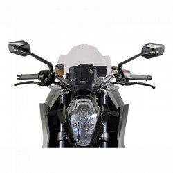 "MRANRM0 KTM 1290 13 MRA Racing Windscreen ""NRM"" KTM 1290 Super Duke R 13-Clear"