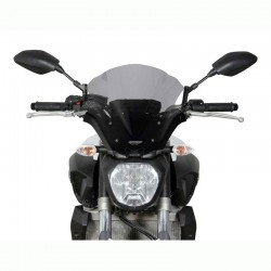 "MRA Racing Windscreen ""NRM"" MT07/FZ07 14 - Clear"