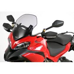 "MRA T1 NC700X/750X 12-15 MRA Touring Windscreen ""T"" NC700X/750X 12 Smoke Grey"