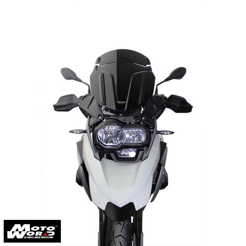 "MRA MXC8 BMW R1200GS 2013-14 Multi X-Creen ""MXC"" Windshield - Black"