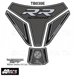 Motografix CAD TB030 3D Gel Tank Pad Protector For BMW S1000RR 17
