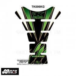 Motografix CAD TK006 3D Gel Motorcycle Tank Pad Protector For Kawazaki ZX Series