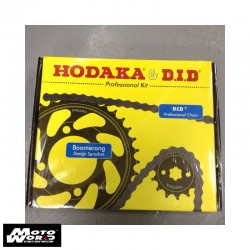 Hodaka 1005S15 Sprocket Kit 520 CB400X C4460
