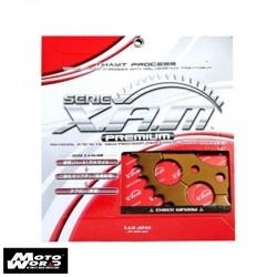 XAM A4510X Premium Rear Sprocket for Ducati 520-400/800SC 899