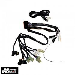 Dimsport F27ER006 Rapid Bike Wiring for Kawasaki 07-10