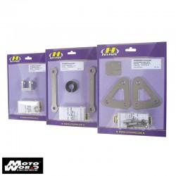 Hyperpro LKYA0601140 Rear Lowering Kit for Yamaha YZF600 R6 (RJ11) 06-09 40mm