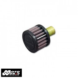 DNA CV-M Crankcase Vent Filter Rubber Top Male