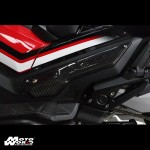 MOS HXADVHY005C01 Footrest Side Trim Cover for Honda X-ADV