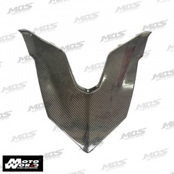 MOS YBC3HY009C01 Carbon Fiber Front Cover for Yamaha T-Max 17