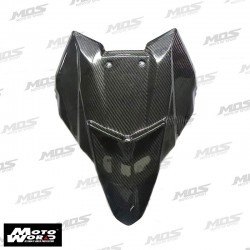 MOS YBC3HY028C01 Carbon Fiber Windshield Inner Panel for Yamaha T-Max 530 17