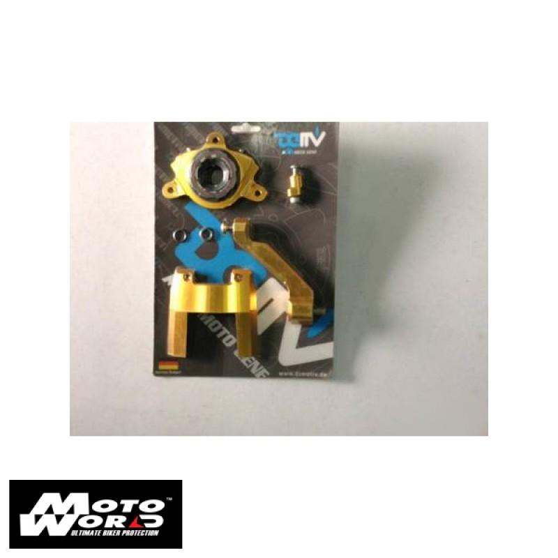 DMV DIDMKKA13 Gold Damper Mounting Kit for Hyperpro