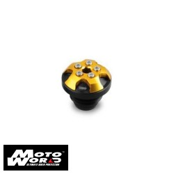 DMV DIEOC5M2025 Magnetic Gold Engine Oil Cap