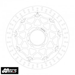 Active GSBDF0033 Cross Lock Front Disc Rotor
