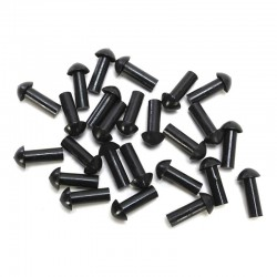Stop and Go 4075 Mushroom Plugs (25 Pack)