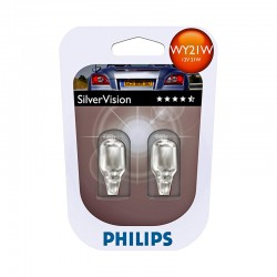 Philips SV WY21 Silver Vision Signalling Lamp