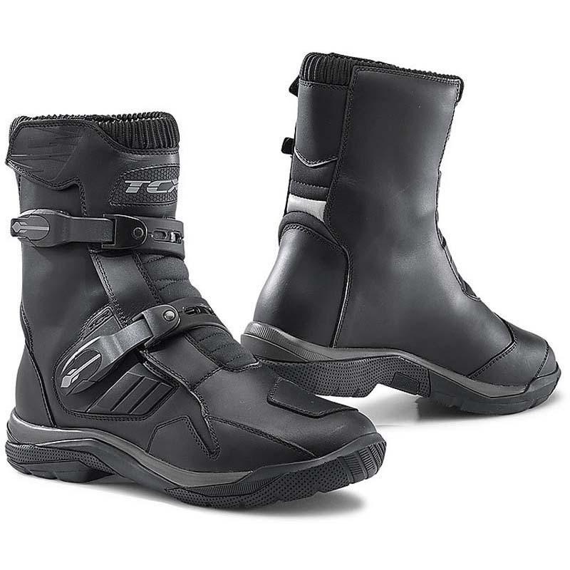 TCX 9923W Baja Mid Waterproof Boots Black