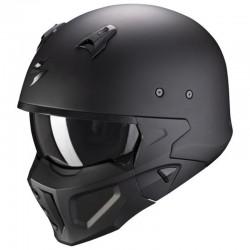 Scorpion Covert-X Solid Motorcycle Helmet