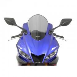 MRA R1YZFR3-19 Smoke Grey Racing Windscreen for Yamaha YZFR3