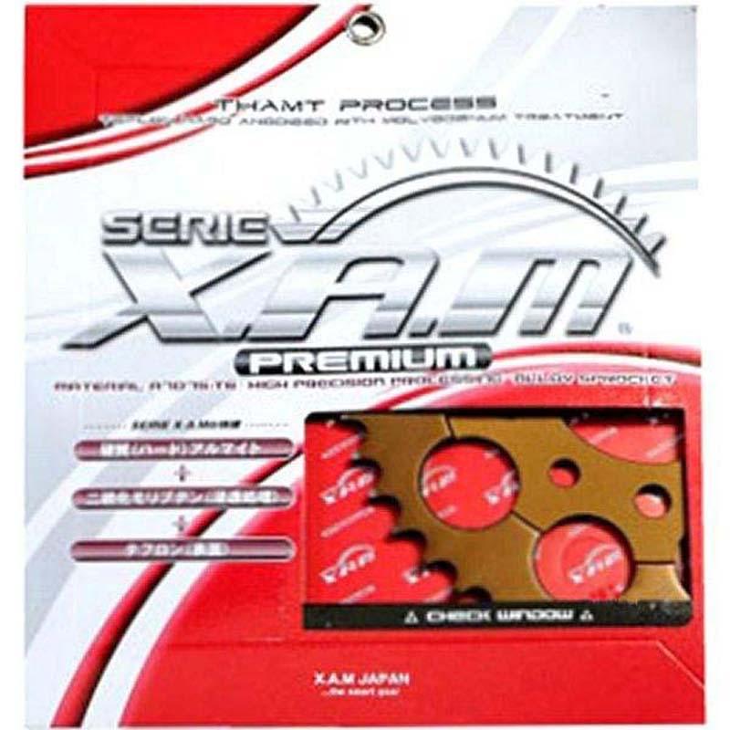 XAM A4119X38 Rear Sprocket Premium