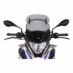MRA VT1 BMW G310GS Variotouring Windscreen Smoke 17