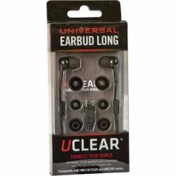 U Clear HBC Long Universal Earbuds