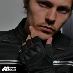 Komine GK-242 Protect Mesh Half Finger Gloves