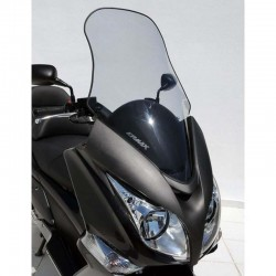 Ermax 010154107 Gray Scooter Windshield High Protection for Honda SW T400 09/17