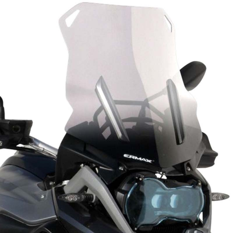 Ermax 011001030 Clear High Protection Windshield for BMW R1200GS-Adventure 04-19