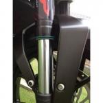 SKF KITB43Z Black Fork Seal Kit ZF Sachs 43mm