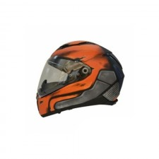 HJC F70 Deathstroke DC Comic Full Face Motorcycle Helmet