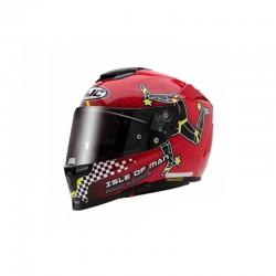HJC RPHA 70 Isle Of Man Full Face Motorcycle Helmet