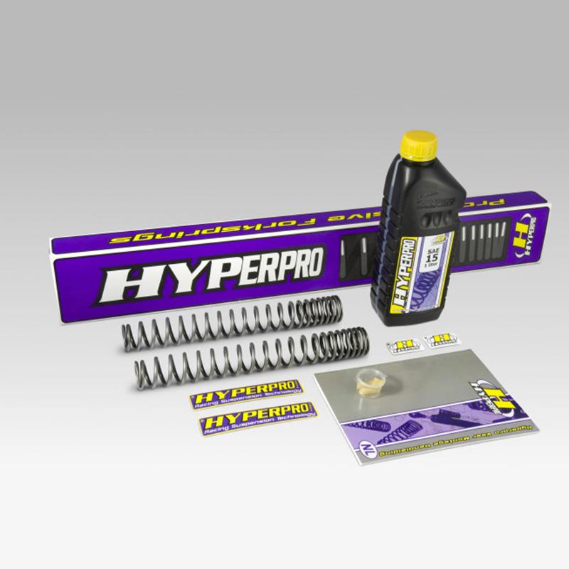 Hyperpro SPKT12SSA003 Progressive Fork Spring kit for KTM 1290 Super Duke R 14-19