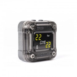 Spy Alarm TPMSM1INT 2 Wheel Motorcycle TPMS with Internal Sensor