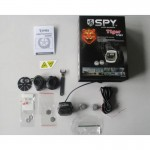 Spy Alarm TPMSM6EXT 2 Wheel Motorcycle TPMS with External Sensor