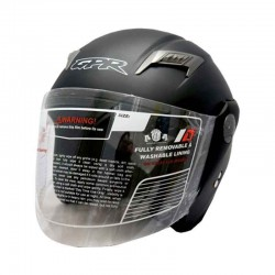GPR GS08 Open Face Motorcycle Helmet - PSB Approved
